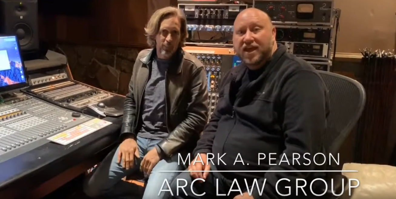 Mark Pearson (ARC Law Group) and Chris McGrew (Pamela Parker, Xracer, Wally's Hyde Out) get you ready for the Spotlight615 Music a as Business weekend in Nashville